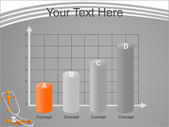 Exame médico Modelos de apresentações PowerPoint - Slide 21