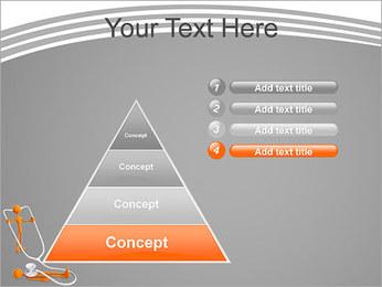 Exame médico Modelos de apresentações PowerPoint - Slide 22