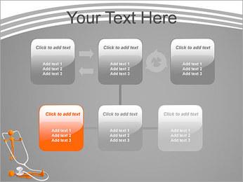 Exame médico Modelos de apresentações PowerPoint - Slide 23
