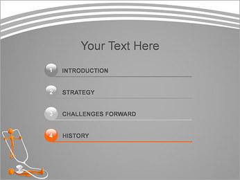 Exame médico Modelos de apresentações PowerPoint - Slide 3
