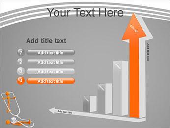 Exame médico Modelos de apresentações PowerPoint - Slide 6