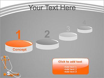 Exame médico Modelos de apresentações PowerPoint - Slide 7