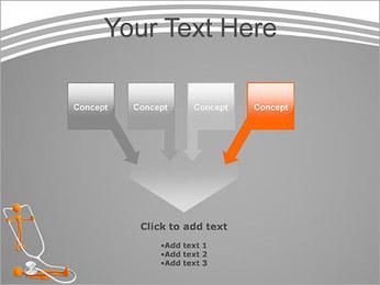 Exame médico Modelos de apresentações PowerPoint - Slide 8