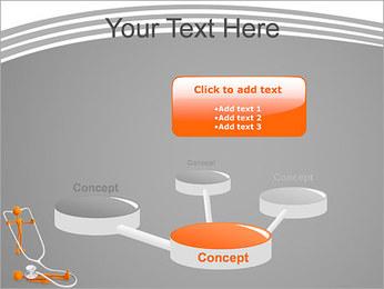 Exame médico Modelos de apresentações PowerPoint - Slide 9
