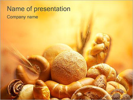 Pain Modèles des présentations  PowerPoint