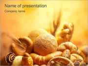 Brood Sjablonen PowerPoint presentaties