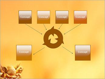 Pain Modèles des présentations  PowerPoint - Diapositives 10