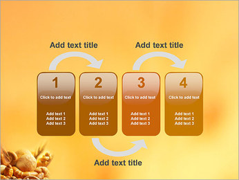 Pain Modèles des présentations  PowerPoint - Diapositives 11