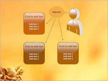 Pain Modèles des présentations  PowerPoint - Diapositives 12