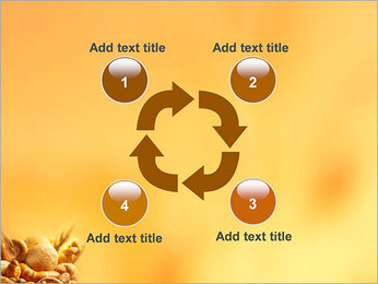 Pain Modèles des présentations  PowerPoint - Diapositives 14