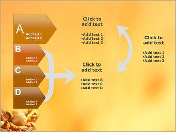 Pain Modèles des présentations  PowerPoint - Diapositives 16