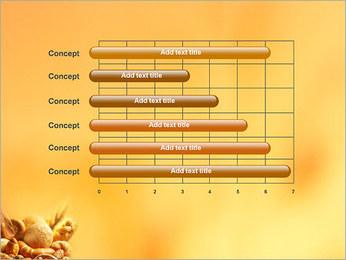 Pain Modèles des présentations  PowerPoint - Diapositives 17