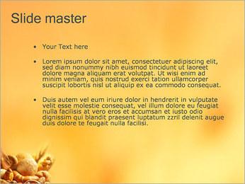 Pain Modèles des présentations  PowerPoint - Diapositives 2