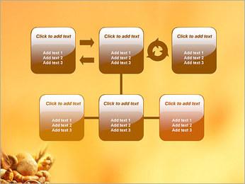 Pain Modèles des présentations  PowerPoint - Diapositives 23