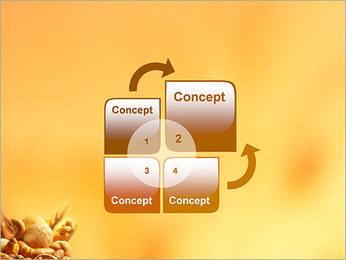 Pain Modèles des présentations  PowerPoint - Diapositives 5