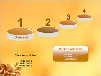 Pain Modèles des présentations  PowerPoint - Diapositives 7