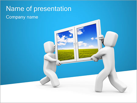 windows powerpoint template