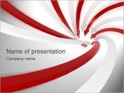 Spiral Arrows PowerPoint Templates
