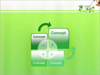 Injection into Plant PowerPoint Template - Slide 5