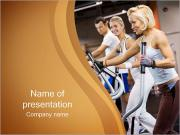 Gym PowerPoint Templates