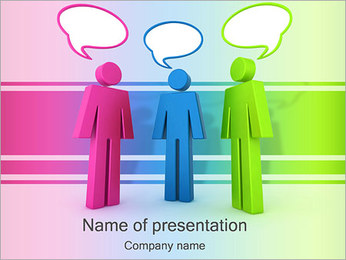 Think PowerPoint Template