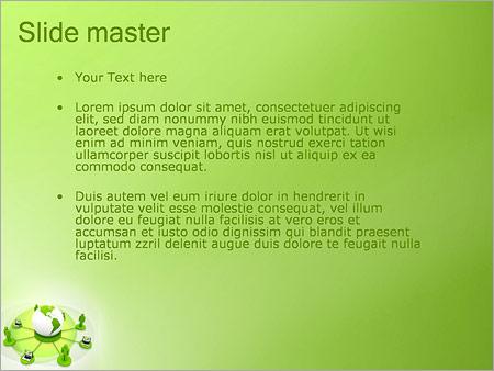 Concept Comunicación Plantillas de Presentaciones PowerPoint