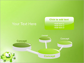 Communication Concept PowerPoint Template - Slide 9