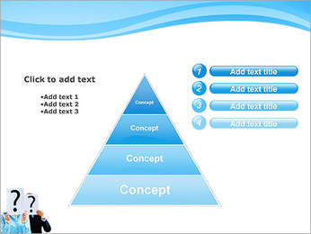 Many Questions PowerPoint Template - Slide 22