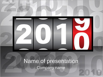 2010 PowerPoint Template
