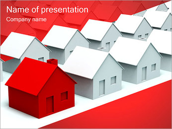 Outstanding House PowerPoint Template