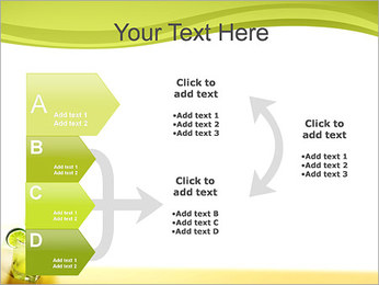 Margaritas with Lime PowerPoint Templates - Slide 16