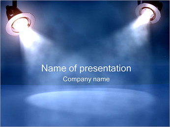 Projector PowerPoint Template