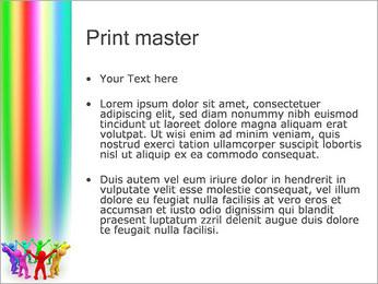 Pessoas Círculo Modelos de apresentações PowerPoint - Slide 24