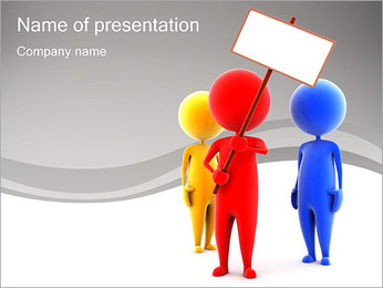 Demonstration PowerPoint Template