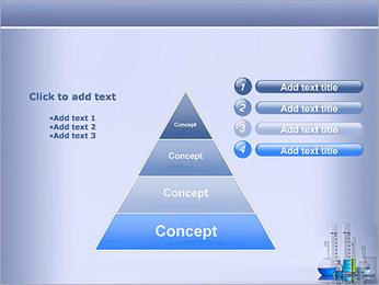 Flacons chimiques Modèles des présentations  PowerPoint - Diapositives 22