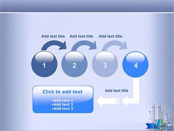 Flacons chimiques Modèles des présentations  PowerPoint - Diapositives 4