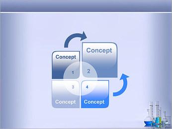 Flacons chimiques Modèles des présentations  PowerPoint - Diapositives 5