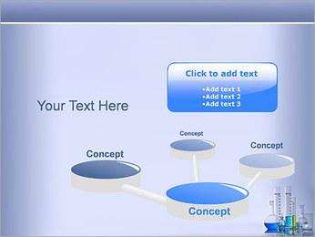 Flacons chimiques Modèles des présentations  PowerPoint - Diapositives 9