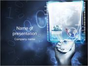 Future Technology PDA PowerPoint Templates