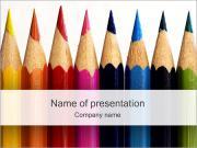 Pencils PowerPoint Templates
