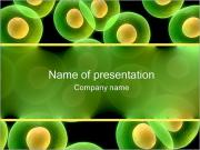 Cell PowerPoint presentationsmallar