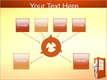 Adeus Modelos de apresentações PowerPoint - Slide 10