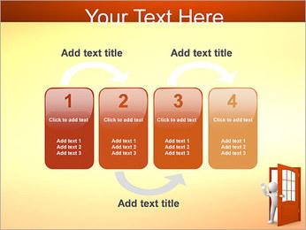 Adeus Modelos de apresentações PowerPoint - Slide 11