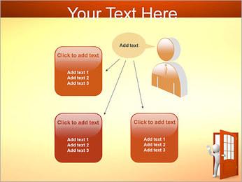 Adeus Modelos de apresentações PowerPoint - Slide 12