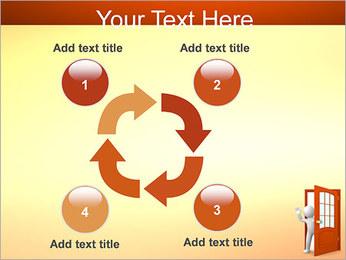 Adeus Modelos de apresentações PowerPoint - Slide 14