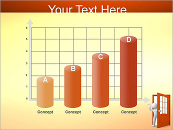 Adeus Modelos de apresentações PowerPoint - Slide 21