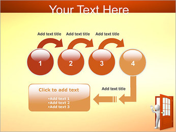 Adeus Modelos de apresentações PowerPoint - Slide 4