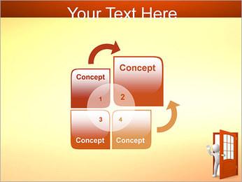 Adeus Modelos de apresentações PowerPoint - Slide 5