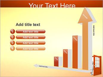 Adeus Modelos de apresentações PowerPoint - Slide 6