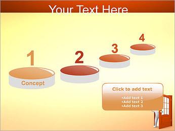 Adeus Modelos de apresentações PowerPoint - Slide 7